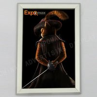 Hot Sales! High Quality! 32mm Mitred Aluminum Snap Poster Frames