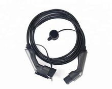 EV charging cable type 1 to type 2 plug in china Cable j1772 to 62196 2 32a