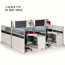 new design office glass wall partition office cubicle partition(T3+T8-series) WL8302