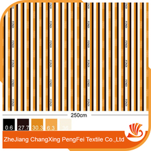 100% Polyester microfiber fabric / peach skin for chothing
