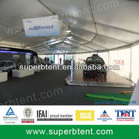 hot sell professional car exhibition tent for large events