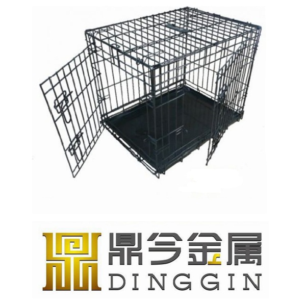 High quality metal dog cage