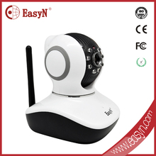 EasyN 720p baby monitor indoor 5v powered black camera dome iso cam recorder cctv camera