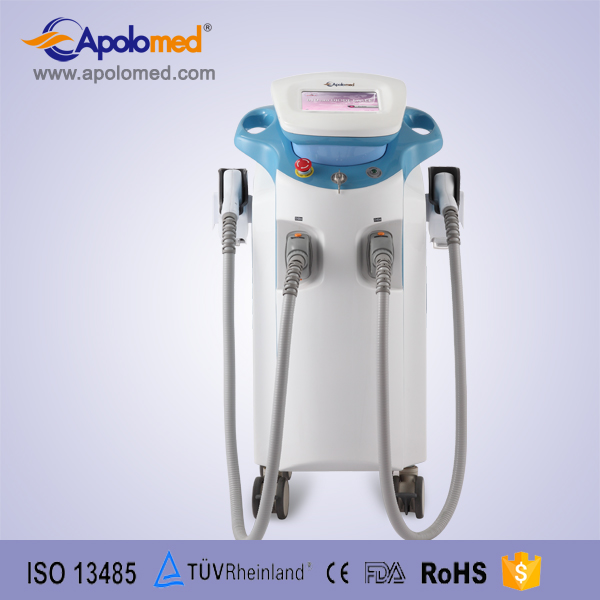 23x40 big spot size diode laser hair removal 808nm