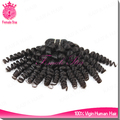 alibaba real virgin jerry curl weave extensions human hair for braiding