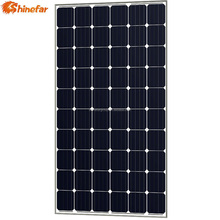 2017 a grade mono 260W suntech solar panel price for 10000 watt system with mounting bracket