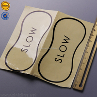 Sinicline Factory Custom Swimwear Sticker Hygiene
