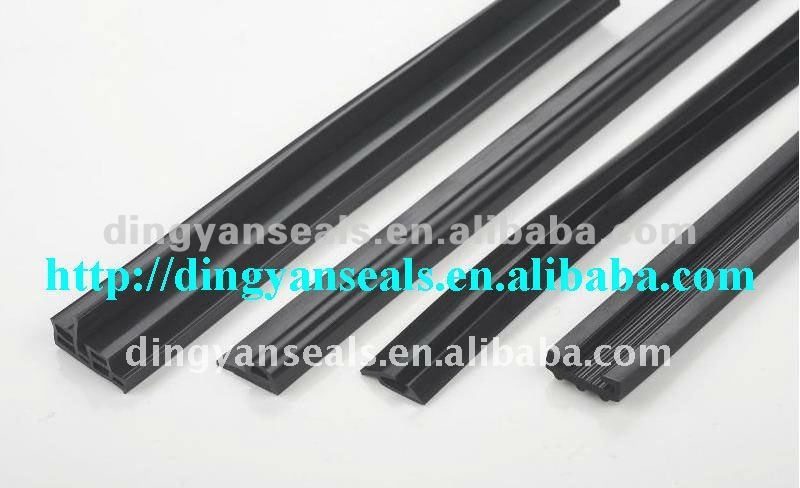 EPDM Glass edge rubber seals