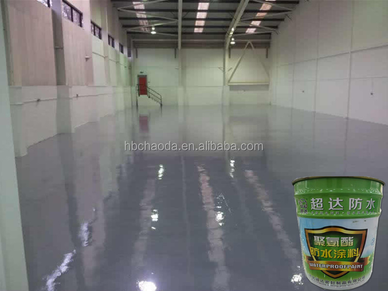 Bitumen roof sealers one component polyurethane waterproofing coating