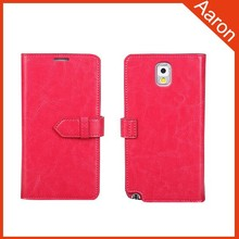 Red cute cover case For samsung galaxy note 4 case