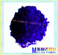 low cost environmental protection harmless organic blue cosmetic pigment