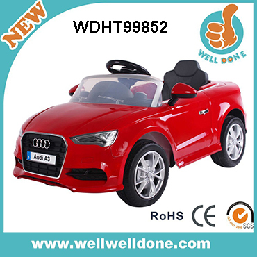 2017 new toys for kids car with music steering WD372