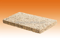 Outstanding features fiber cement board materials for decoration with high quality and low price