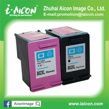 Printer compatible for hp 802 802XL ink cartridge