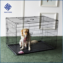 Factory price Supplier folding powder painting dog cage
