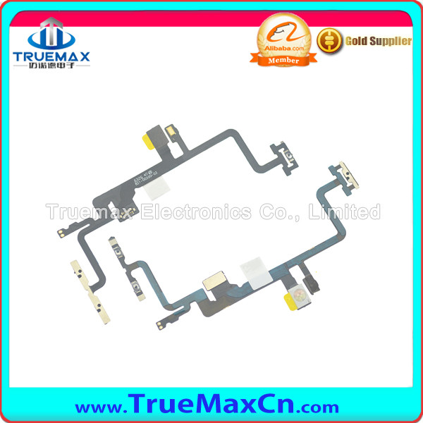 Factory Price on/off flex Smartphone Spare Parts Power Flex for iPhone 7 Plus