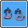 phosphor copper progressive die stamping part