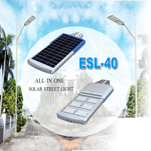Ip65 Energy Saving Solar Led City Street Lights With Stable Function