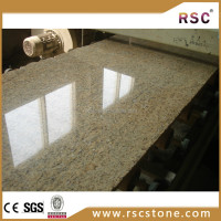 Cheap floor tiles tropical gold granite