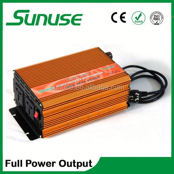 full power inverter with intelligent controller modified sine wave ups inverter