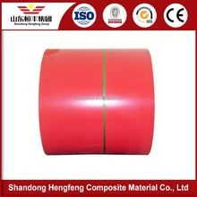 manufacturer of PPGI prepainted galvanized steel coil