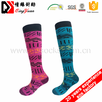 Equestrian socks golf socks cool socks