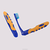 Pocket size adult travel folded toothbrush for kits