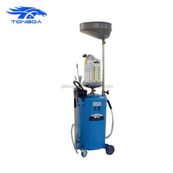 2017 car Portable Oil Draining And Collecting Machine,Tongda HC-2097 PNEUMATIC COLLECTOR WASTE OIL EQUIPMENT