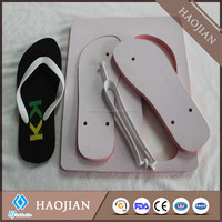 sublimation blank flip flops colorful rubber slippers