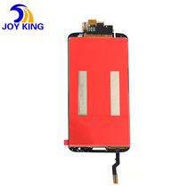 Retail box pack OEM/ODM mobile phone accessory spare parts for LG G2 D802 lcd screen digitizer