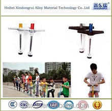 New Type_aluminum jumping stilts for sale_factory supply