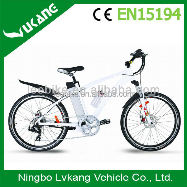 2015 eletric complete spin bike battery green city bike 36v 30ah battery lifepo4