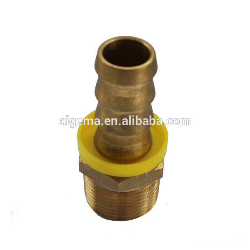 Free sample available factory supply brass coupling