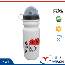 100% Food Grade China Supplier Wholesale Smart Water Bottle Sizes