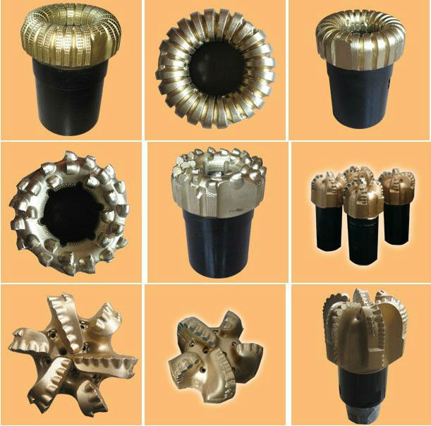Tungsten Carbide High Speed PDC Drill Bit