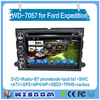 WISDOM gps navigation for ford f150 car dvd player with touch screen accessories car audio radio stereo backup car camera