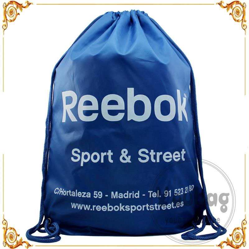Customized Wholesale 100% Closing Thread Polyester Folding Shopping Bag bottle shape shopping bag