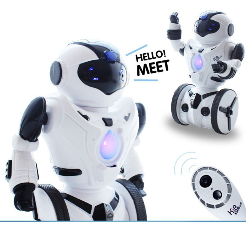 Intelligent robots!1016A programmable robot toy with gesture sensing
