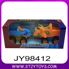 Promotional kids animal car toy friction animal cars