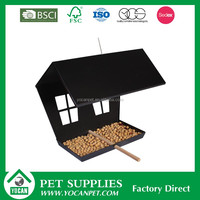 bird house kit bird cage ornament poultry equipment feeder