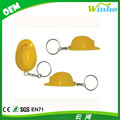 Winho helmet keychain with led light wholesale