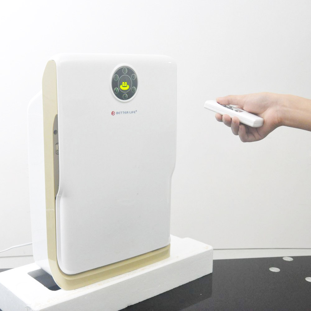 Smart HEPA Home Remove formaldehyde benzene ammonia air purifier