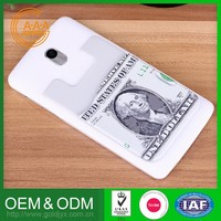 Most Popular Custom Oem Adhesive Phone Card Holder Various Colors Unique Design Cheap Business Card Holder