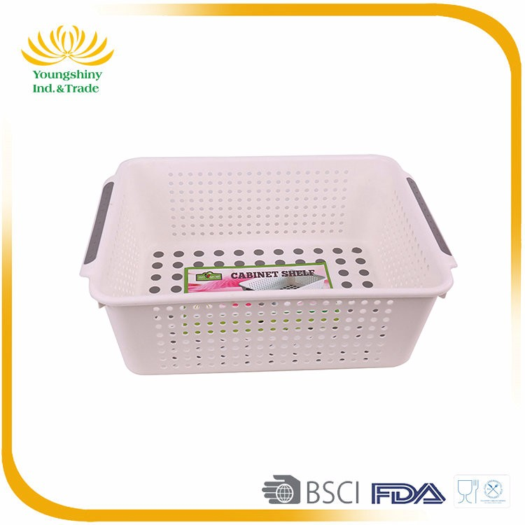 Factory Direct Supply plastic storage basket
