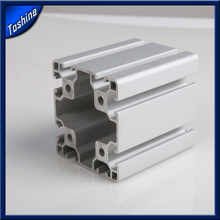 modular industrial aluminum 8 mm t slot extrusion profiles
