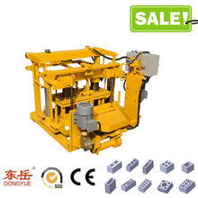 QT40-3A good price egg laying concrete brick manufacturer,small industry machines india
