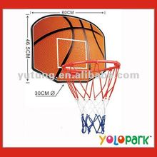 MDF Basketball hoop backboard for kids CX60-3