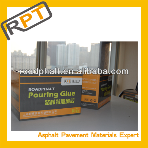 ROADPHALT asphaltic road crack sealing material