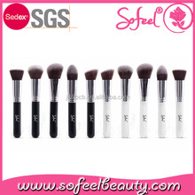 Sofeel high quality makeup brush facial brush set