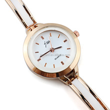 2018 hot sale quartz watch lady women wrist stainless steel watch for women